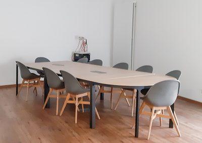 Besprechungsraum in Nördlingen